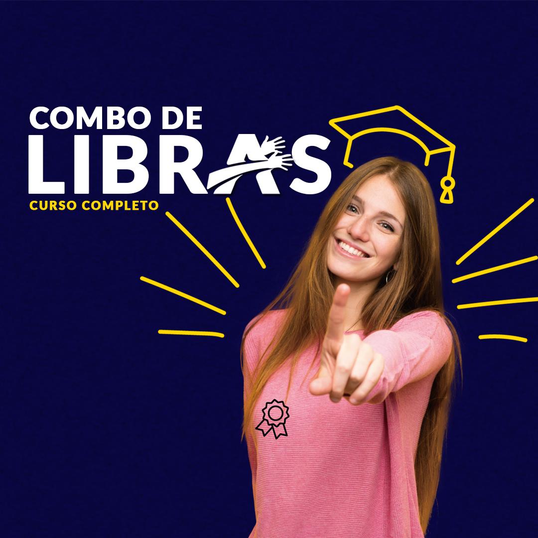 COMBO DE LIBRAS FACEBOOK